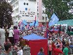 АнтиНАТОвский митинг, Феодосия