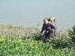 Подъем на крутой берег Керченского пролива